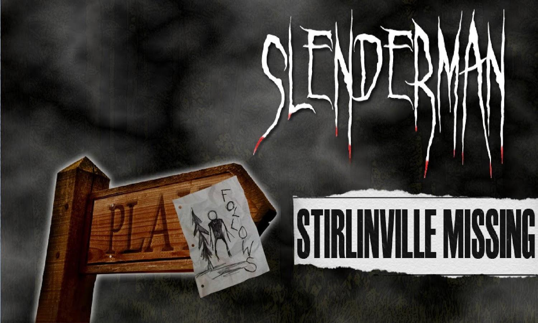 slender 2d jumps...2d Slender Man Games