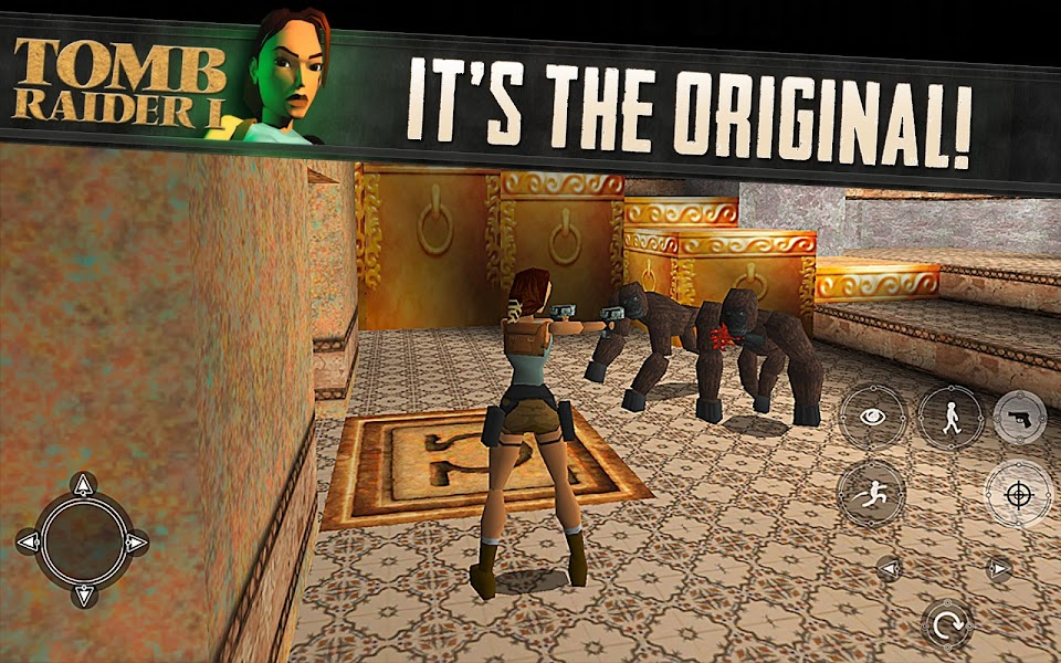 Tomb Raider I Apk