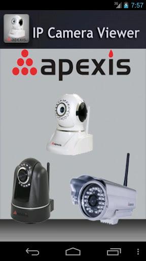 頂尖IP相機取景器