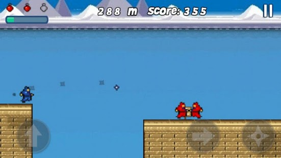 Ninja Run- screenshot thumbnail