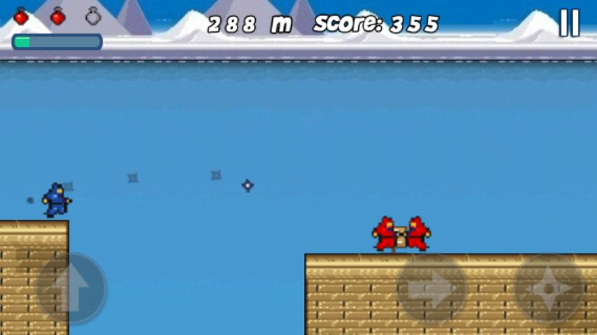 Ninja Run- screenshot