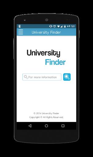 University Finder Pro