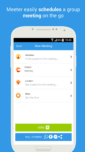 Meeter Easy Meeting Scheduling