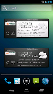 SolarTracker Widget - screenshot thumbnail