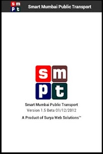 Smart Mumbai Public Transport - screenshot thumbnail