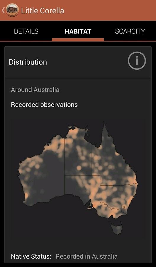 Field Guide South Australia - screenshot