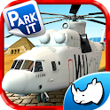 Helicopter 3D Rescue Parking icon