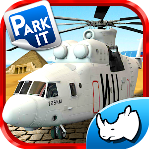 Helicopter 3D Rescue Parking for PC and MAC