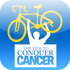 The Ride to Conquer Cancer CAN icon