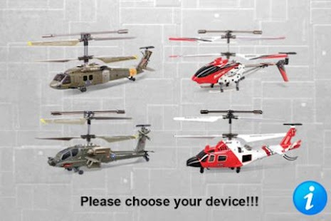 i.Copter Syma - screenshot thumbnail