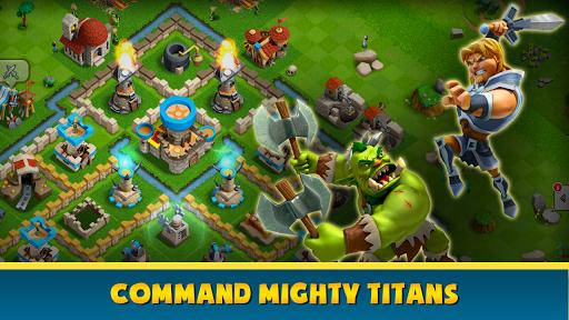 Titan Empires: Strategy