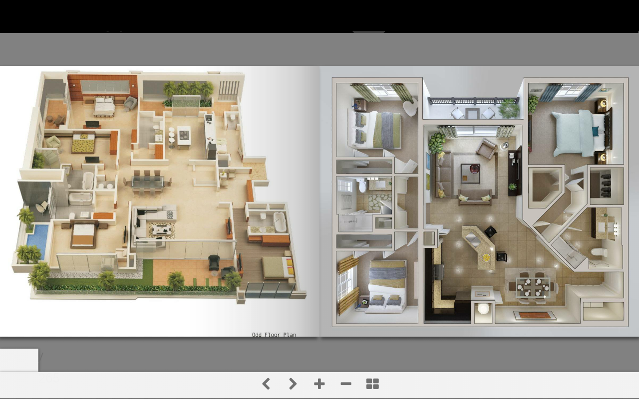 3d plans de maison applications android sur google play for Application plan de maison