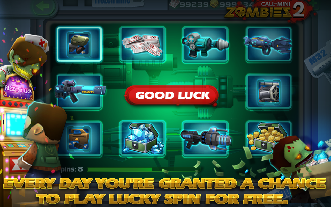 Call of Mini™ Zombies 2 - screenshot