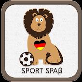 Learn German with SportSpas