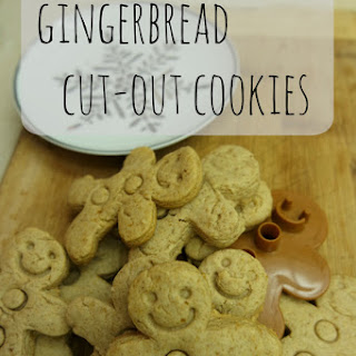 Gingerbread Cookies (molasses Free!)