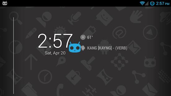 Protips on DashClock - screenshot thumbnail