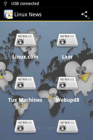 Linux News Unix