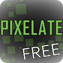 Pixelate Live Wallpaper Free logo