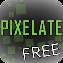 Pixelate Live Wallpaper Free logo