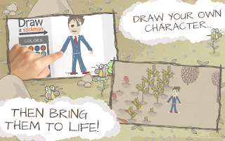 Screenshot of Draw a Stickman: EPIC Free