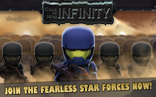 Screenshot of Call of Mini™ Infinity