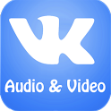 Free download music from VK icon