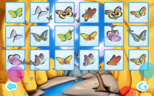 Baby Memory Butterfly