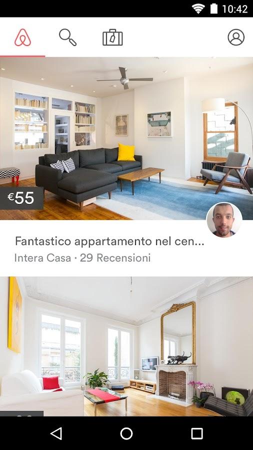 Airbnb - screenshot