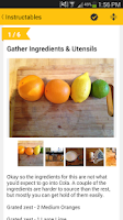 Screenshot of Instructables