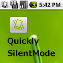 QuicklySilentMode logo