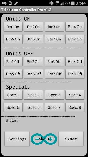 Teleduino Controller Pro V1