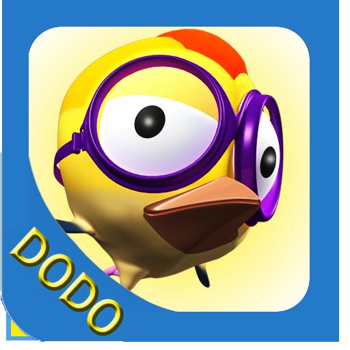 Jump Dodo Bird LOGO-APP點子