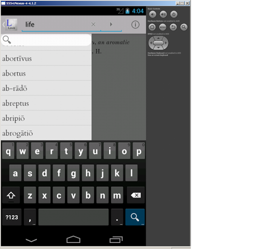【免費書籍App】Lewis' A Latin Dictionary-APP點子