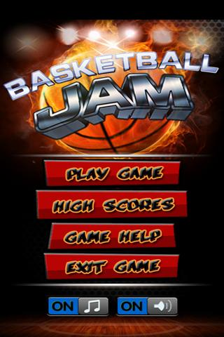Basketball JAM - screenshot