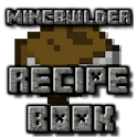 Minebuilder Recipe Book logo