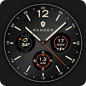Ranger Military Watch Face Icon