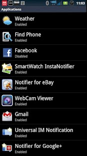 SmartWatch Universal IM- screenshot thumbnail