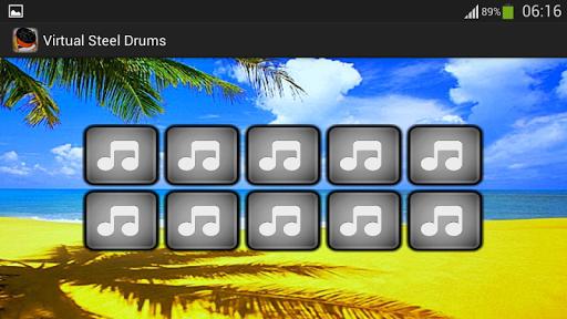 無料娱乐Appの仮想スチールドラム|記事Game