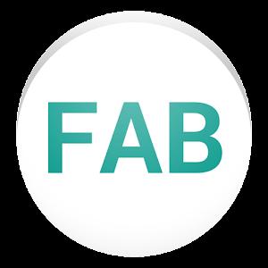 Floating Action Button Sample 程式庫與試用程式 App LOGO-APP試玩