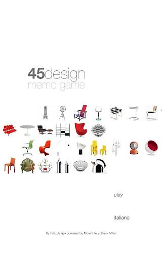 45 Design Memory