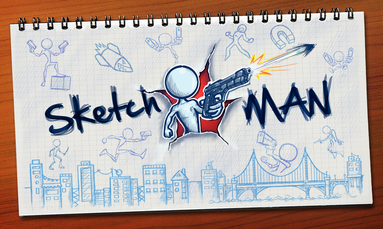 Sketchman - screenshot