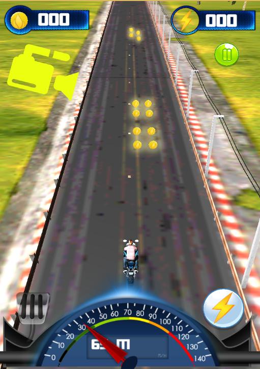 ���� City MotorBike Racer ������� ��� (Google Playstore)