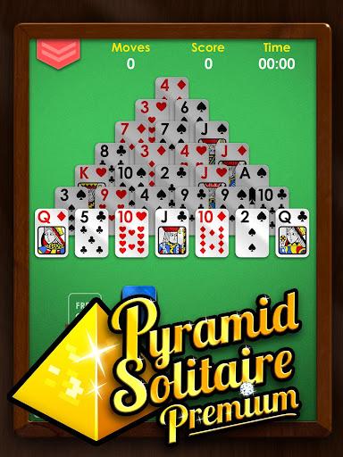 Pyramid Solitaire Premium - Free Card Game Apk Download 6