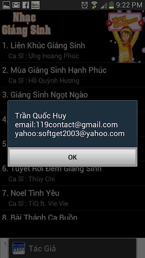【免費娛樂App】Nhạc Giáng Sinh-APP點子