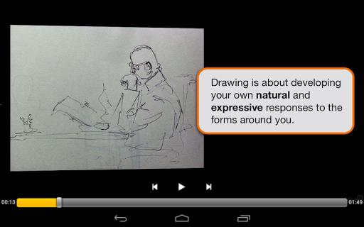 【免費書籍App】Drawing Techniques 102-APP點子