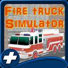 camión de bomberos de ciudad icon