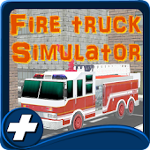Fire Truck City Simulation 3D