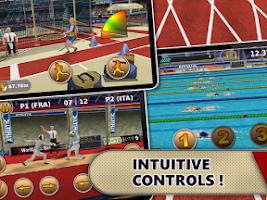 Screenshot of Athletics: Summer Sports Free