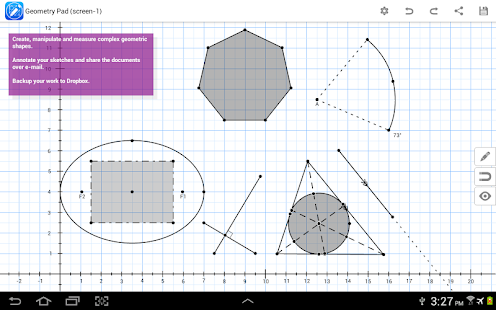 Geometry pad apps on google play screenshot image ccuart Image collections