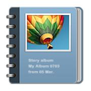 storyalbum 1.0 Icon